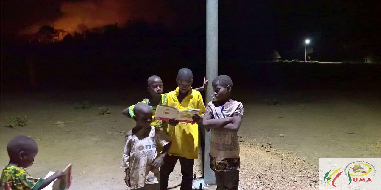 Kédougou : Électrification à Diakha Macky